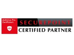 Securepoint AntiVirus Zertifizierung