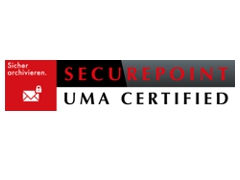 Securepoint UMA Zertifizierung